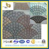 Mattonelle della pietra per lastricati del granito per la strada privata/l'abbellimento del giardino