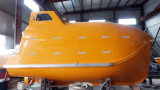 7.5m, 8.5m, 9m, 9.5m Free Fall Life/Rescue Boat voor Marine