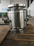 Le tourillon du GOST api Spilit a modifié le robinet à tournant sphérique