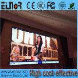 Alta calidad y pantalla de interior del precio bajo P6 LED