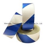 Blauwe en Witte Weerspiegelende Sticker Untearable voor Reclame (c1300-s)