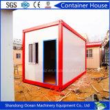 De hete Verkoop prefabriceerde het Mobiele Huis van de Container van het Huis van de Structuur van het Staal