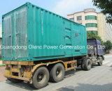 комплект генератора 1000kw/1250kVA Cummins Kta50-G3 с контейнером звукоизоляционным