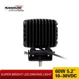 """Het nieuwe 60W 5 """" Vierkante Zware Licht van het Werk voor Jeep UTV"""