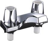 Faucet раковины в ABS с отделкой крома (JY-1199)