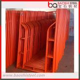 Andaime de aço galvanizado do frame da escada para o material de construção