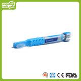 360° Produto do animal de estimação da preparação do animal de estimação do Toothbrush