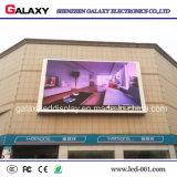 Fijos de interior al aire libre instalan la publicidad de la pantalla del panel del LED/video de visualización/de la muestra/de la pared/de la cartelera de alquiler