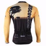 Куртка спортов способа установки Sun покрывает втулка Breathable быстро сухой задействуя Джерси людей длинняя
