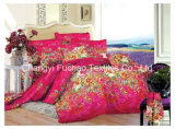 China Suppiler Home Textile Queen Size Colorful Cheap Bedding Set