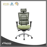 메시 높은 형 거품 의자를 가진 플라스틱 PU 사무실 의자