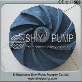 Gummizwischenlage-Korrosion Resistantmud Schlamm-Pumpen-nasse Teile