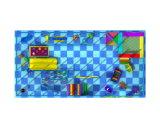 Baum-Haus-Serien-Plastikinnenspielplatz-gesetzte Kinder 2016 Innen