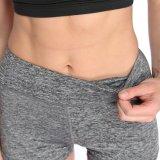 L'yoga di Activewear di usura di forma fisica del Tightwomen sottile mette il cinturino in cortocircuito largo