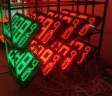 Знак изменителя газовой цены 8 дюймов СИД (NL-TT20SF9-10-3R-RED)