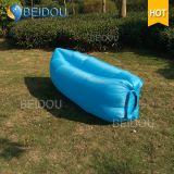 Wholesale Lamzacの普及した膨脹可能な空気不精な余暇のソファーベッドの豆の不精なキャンプの寝袋