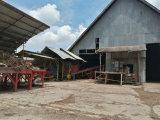 2MW生物量の木片の基礎の発電所