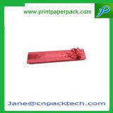 엄밀한 마분지 꽃 패킹 시계 보석 팔찌 목걸이 종이 선물 상자
