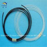 Identificazione bianca della tubazione 12mm Od 10mm del nero PTFE di Sunbow per i collegare elettrici