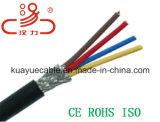 火災報知器のケーブルまたはコンピュータケーブルのデータケーブルコミュニケーションケーブルコネクタの音声ケーブル