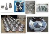 Alta precisión que trabaja a máquina las piezas de aluminio del acero inoxidable del CNC