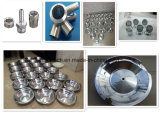 Mecanizado de alta precisión CNC Aluminio Acero inoxidable
