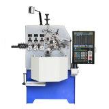 Máquina da máquina da mola de compressão do computador de 3 linhas centrais & da mola de bobinamento