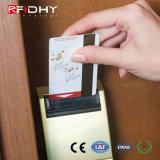 Bedruckbare Chipkarte Belüftung-RFID/magnetischer Streifen-Karte für Hotel