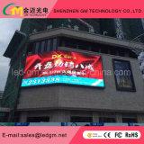 P4 SMD al aire libre a todo color fijo Pantalla LED para hacer publicidad de la pantalla