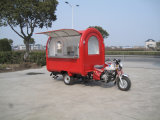 Carro do fast food do triciclo da motocicleta (SHJ-M360)