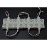 4SMD5630 imprägniern blaue Einspritzung-Baugruppe 36*36 der Farben-LED LED-Baugruppe