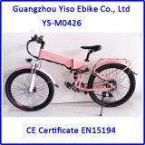 250W 36Vによって隠される電池のハンマー山の電気自転車