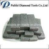 As ferramentas de estaca da pedra do fabricante de China viram o segmento de Blede para o granito