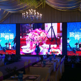 P3 Druckguss-Aluminiumschrank großen Innen-LED-Bildschirm