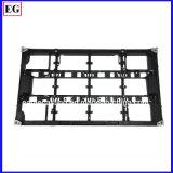 OEM / ODM Aluminio grandes piezas de fundición para la carcasa de visualización multimedia