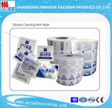 Aluminiumfolie-Papier, Spiritus-Auflage-verpackenpapier für das medizinische Verpacken