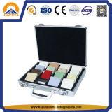 Het Aluminium van de Tegel van de vloer en de Dikke Koffer van de Vertoning van Handvatten (hw-5022)