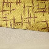 O couro elegante o mais novo de Upholstery do plutônio da alta qualidade 2017 para a mobília