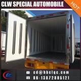Buon contenitore isolato camion congelato 6t Van di congelatore della carne di qualità JAC