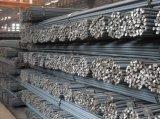 O Rebar de aço/deformou a barra de aço usada como o material de construção