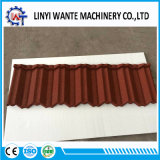 Azulejos revestidos de Nosen del material para techos del metal de la buena del precio piedra colorida caliente de Slae
