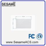 저가 고품질 (SC6)에 있는 인쇄할 수 있는 종이 13.56MHz 백색 카드