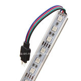 Barra de luz LED 5050 IP65 RGB de design moderno