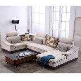 Moderner Entwurfs-Wohnzimmer-Leinengewebe-Sofa für Hotel-Schlafzimmer-Möbel - Fb1147