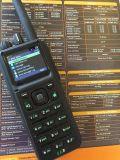 rádio 30-88MHz em dois sentidos na modalidade P25 múltipla para o sistema P25 com certificação do tampão