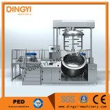 Máquina de emulsión del vacío, precio de la máquina de la fabricación de jabón, emulsor para el petróleo de silicón