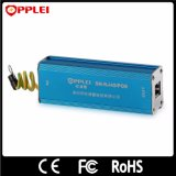 Des Einfachkanal-RJ45 Stromstoss-Überspannungsableiter Ethernet-des Signal-100Mbps Poe
