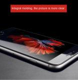 Unversehrter Rand-transparenter ausgeglichenes Glas-Bildschirm-Schoner für iPhone7 /7 plus