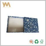 Rectángulo de papel del diseño del regalo sucio hermoso de la raya