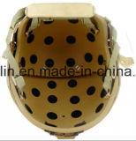 Militray 장비를 위한 위장 다채로운 기체 탄도 헬멧